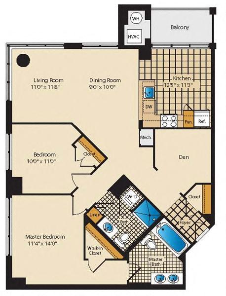 Va arlington thepalatine p0214625 roma 2 floorplan