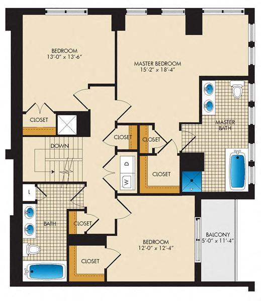 Va arlington thepalatine p0214625 th1 2 floorplan