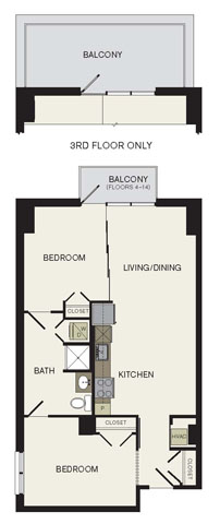 Cd washington onyxonfirst p0214632 b1 821 2 floorplan
