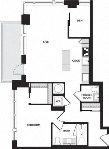 Dc washington district p0220780 abd04854sf 2 floorplan