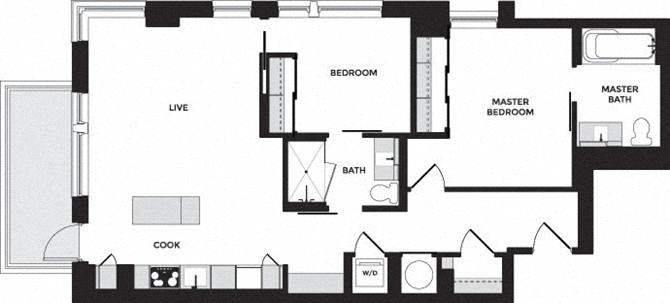 Dc washington district p0220780 bc03969sf 2 floorplan