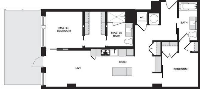 Dc washington district p0220780 bc04972sf 2 floorplan