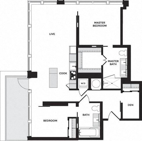 Dc washington district p0220780 bc051005sf 2 floorplan