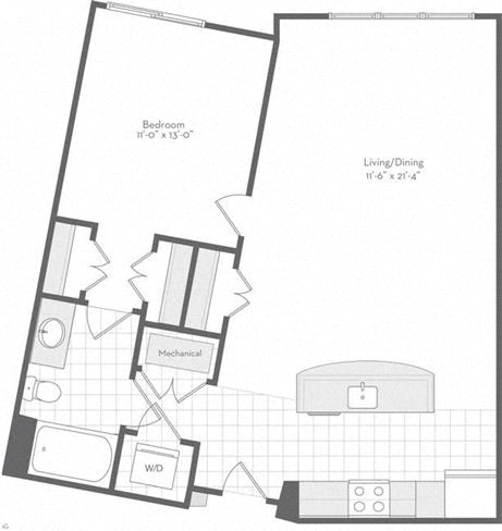 Md baltimore thefitzgerald p0220783 thediver844sf 2 floorplan