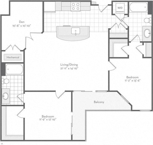 Md baltimore thefitzgerald p0220783 themckisco1264sf 2 floorplan