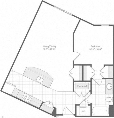 Md baltimore thefitzgerald p0220783 theviolet824sf 2 floorplan
