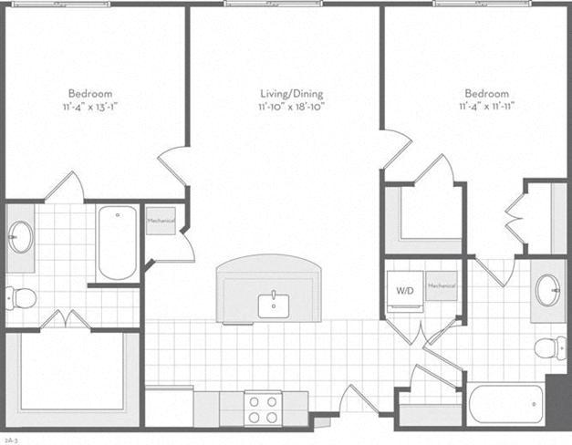 Md baltimore thefitzgerald p0220783 thewales1043sf 2 floorplan