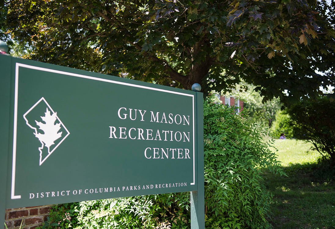 Guy Mason Recreation Center near 2255 Wisconsin Apartments