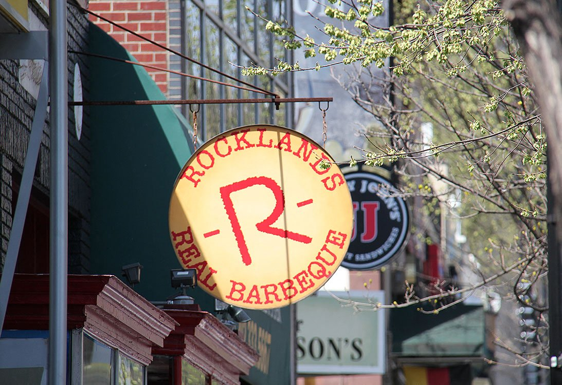 2255 Wisconsin Rocklands Real Barbeque in Glover Park