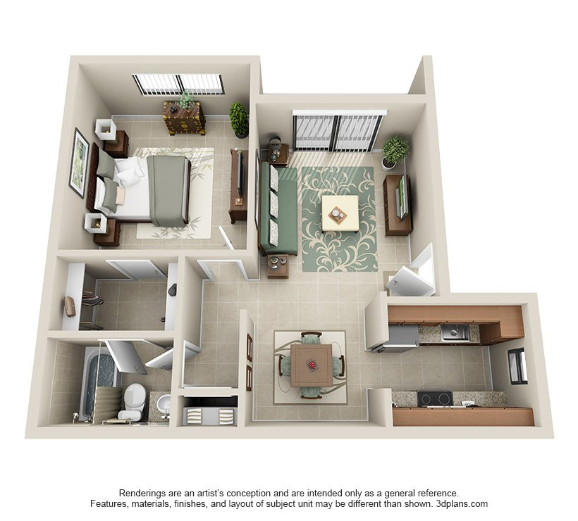 Floorplan Model A Image