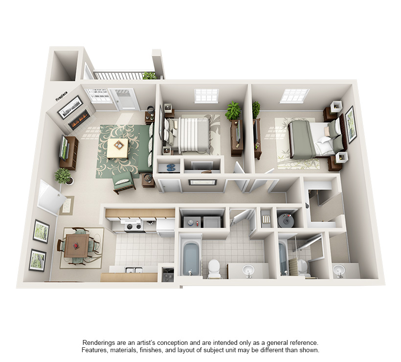 The Villages at Springhill Plan C