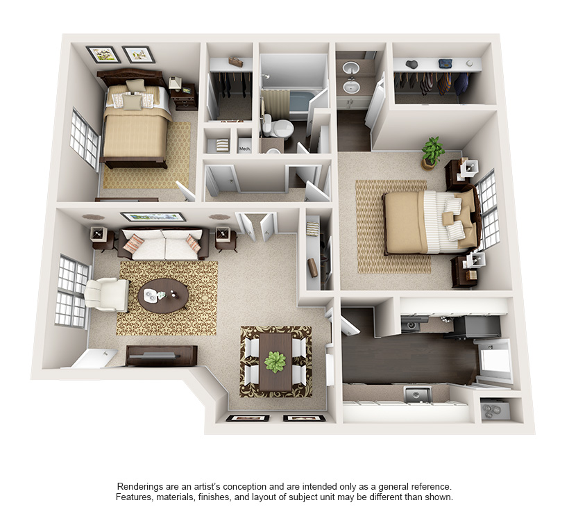 Nob Hill Apartments H