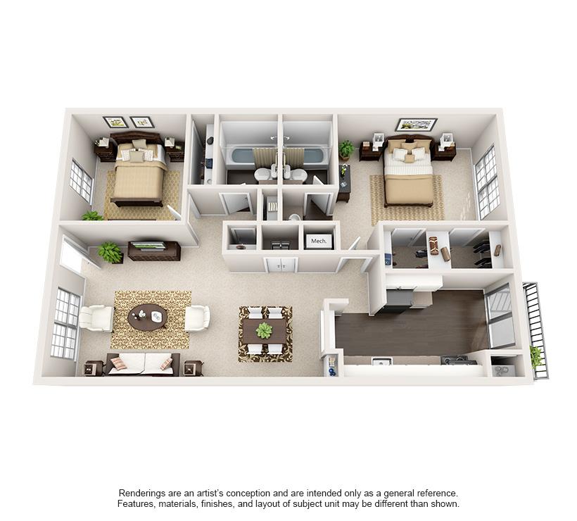 Nob Hill Apartments I