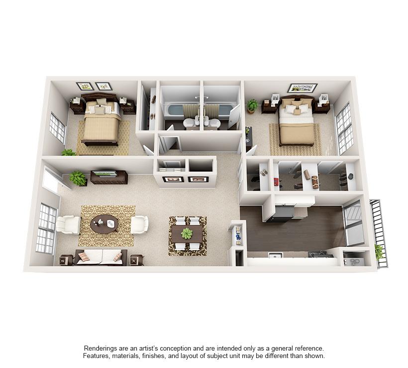 Nob Hill Apartments K