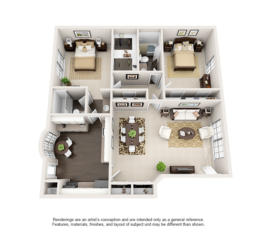 Apartments Near Bellaire Tx: Pet-Friendly 1, 2, And 3 Bedroom Apartments In Bellaire, TX