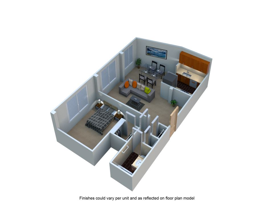 Apply Now Download Floor Plan. One Bedroom