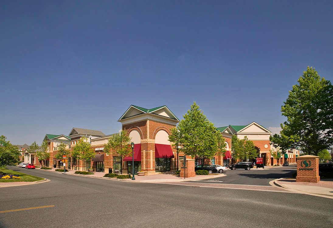Residences At King Farm Apartments Shopping Retail In Rockville