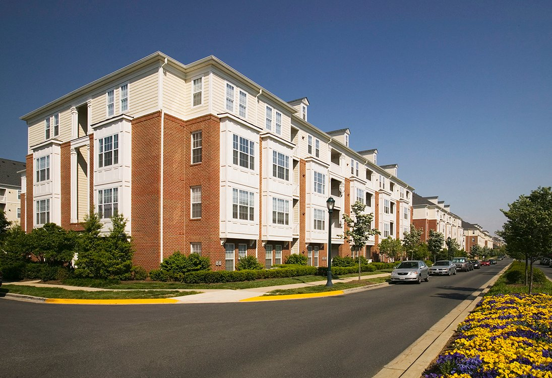 Residences at King Farm apartments in Rockville