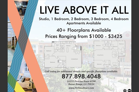 1 Bedroom Baton Rouge Apartments For From 400