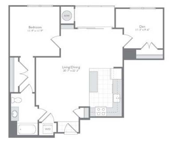 Md odenton flats170 p0233505 new 1bedad4923sf 2 floorplan