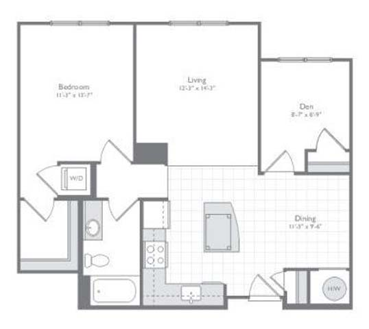 Md odenton flats170 p0233505 new 1bedad5935sf 2 floorplan