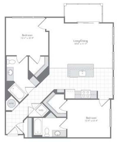 Md odenton flats170 p0233505 new 2bedb31098sf 2 floorplan