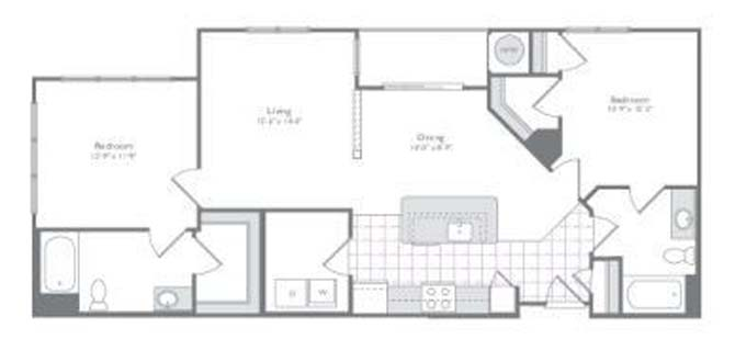 Md odenton flats170 p0233505 new 2bedb51187sf 2 floorplan