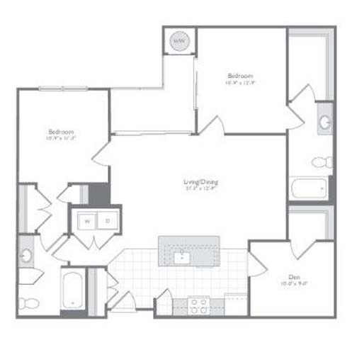 Md odenton flats170 p0233505 new 2bedbd11221sf 2 floorplan