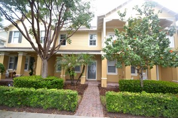 154 W Thatch Palm Circle 3 Beds House for Rent Photo Gallery 1