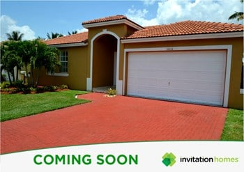 10004 Sw 161st Place 4 Beds House for Rent Photo Gallery 1