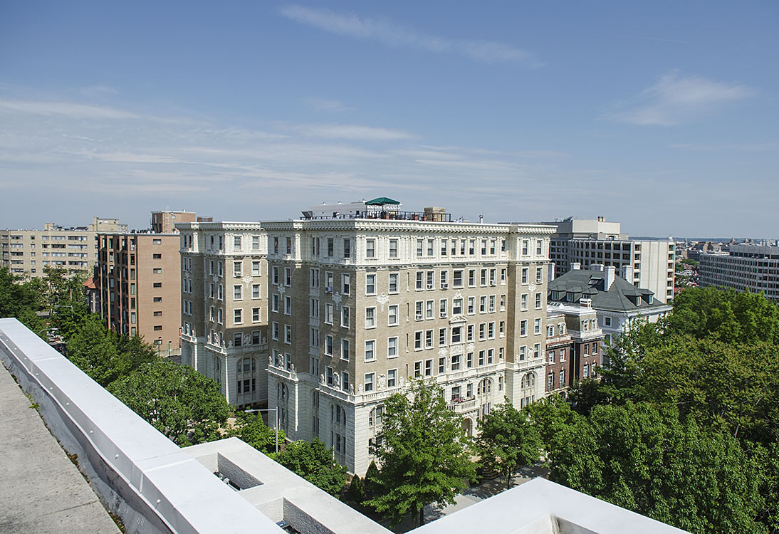 2100 Connecticut Apartments Rooftop Near Dupont Circle And Kalorama, Washington  DC