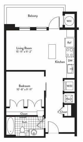 Md gaithersburg cadenceatcrown p0235305 studiosymphony 2 floorplan