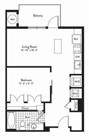 Md gaithersburg cadenceatcrown p0235305 studioverismo 2 floorplan