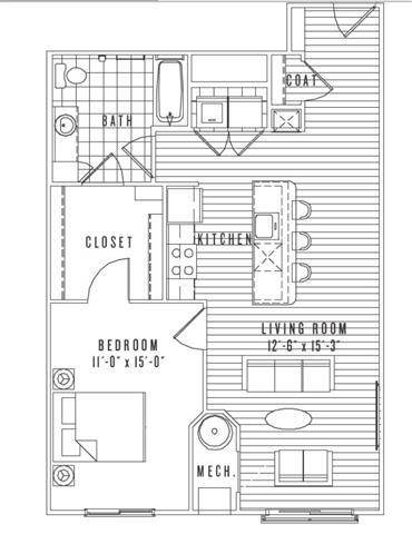 Ny patchogue newvillageatpatchogue p0235311 1ba13 2 floorplan