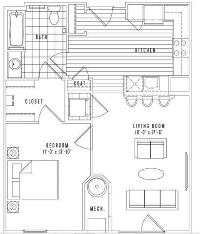 Ny patchogue newvillageatpatchogue p0235311 1ba3g 2 floorplan