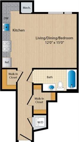 Dc washington allegro p0238305 stylea4 2 floorplan