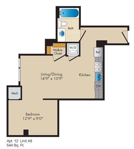 Dc washington allegro p0238305 stylea8 2 floorplan