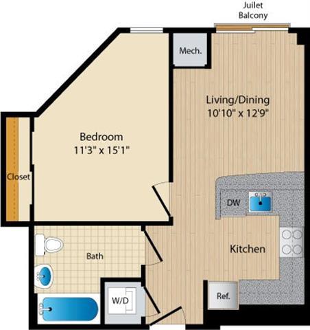 Dc washington allegro p0238305 styleb10 2 floorplan