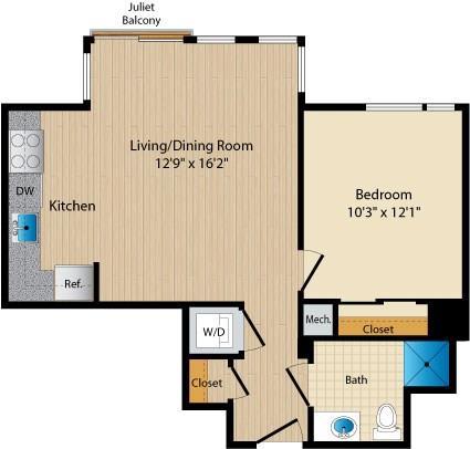Dc washington allegro p0238305 styleb12 2 floorplan