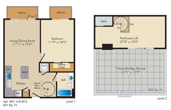 Dc washington allegro p0238305 styleb13penthouse 2 floorplan
