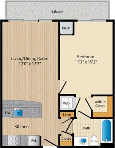 Dc washington allegro p0238305 styleb13 2 floorplan