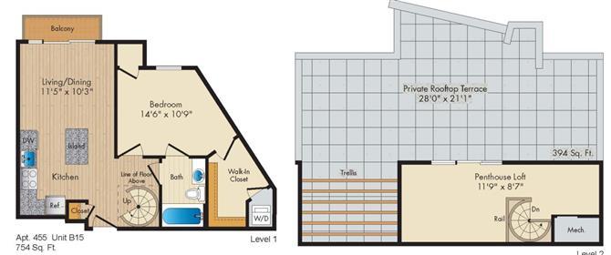 Dc washington allegro p0238305 styleb15penthouse 2 floorplan