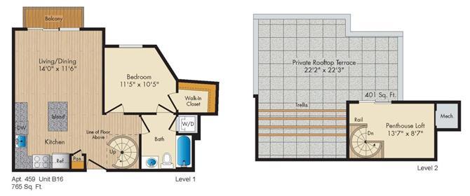Dc washington allegro p0238305 styleb16penthouse 2 floorplan