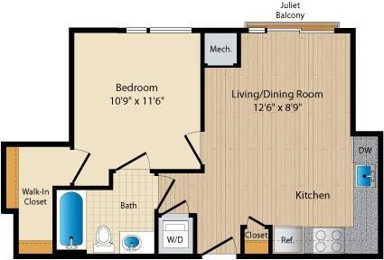 Dc washington allegro p0238305 styleb17 2 floorplan