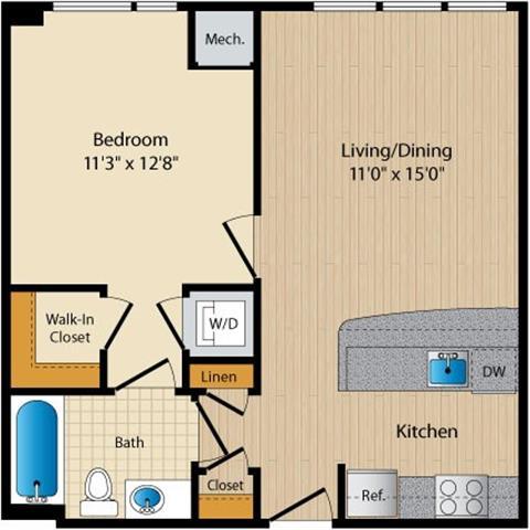 Dc washington allegro p0238305 styleb18 2 floorplan