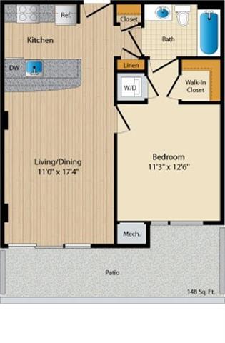 Dc washington allegro p0238305 styleb24 2 floorplan