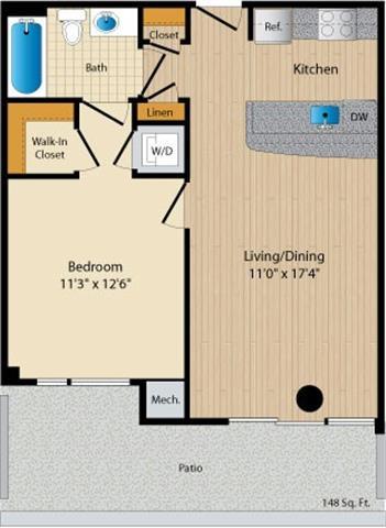 Dc washington allegro p0238305 styleb27 2 floorplan