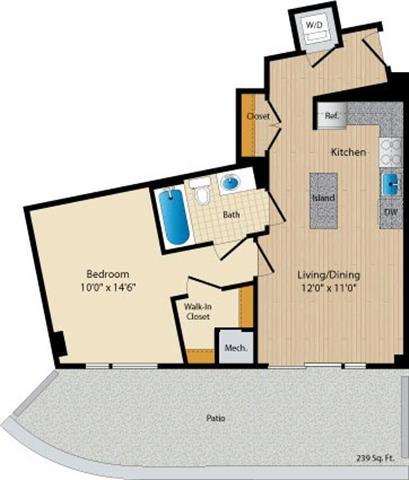 Dc washington allegro p0238305 styleb28 2 floorplan