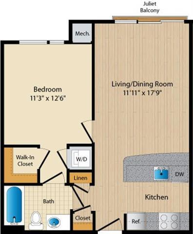Dc washington allegro p0238305 styleb2 2 floorplan