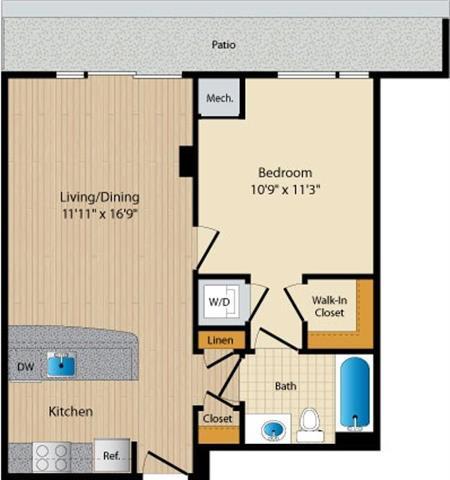 Dc washington allegro p0238305 styleb32 2 floorplan